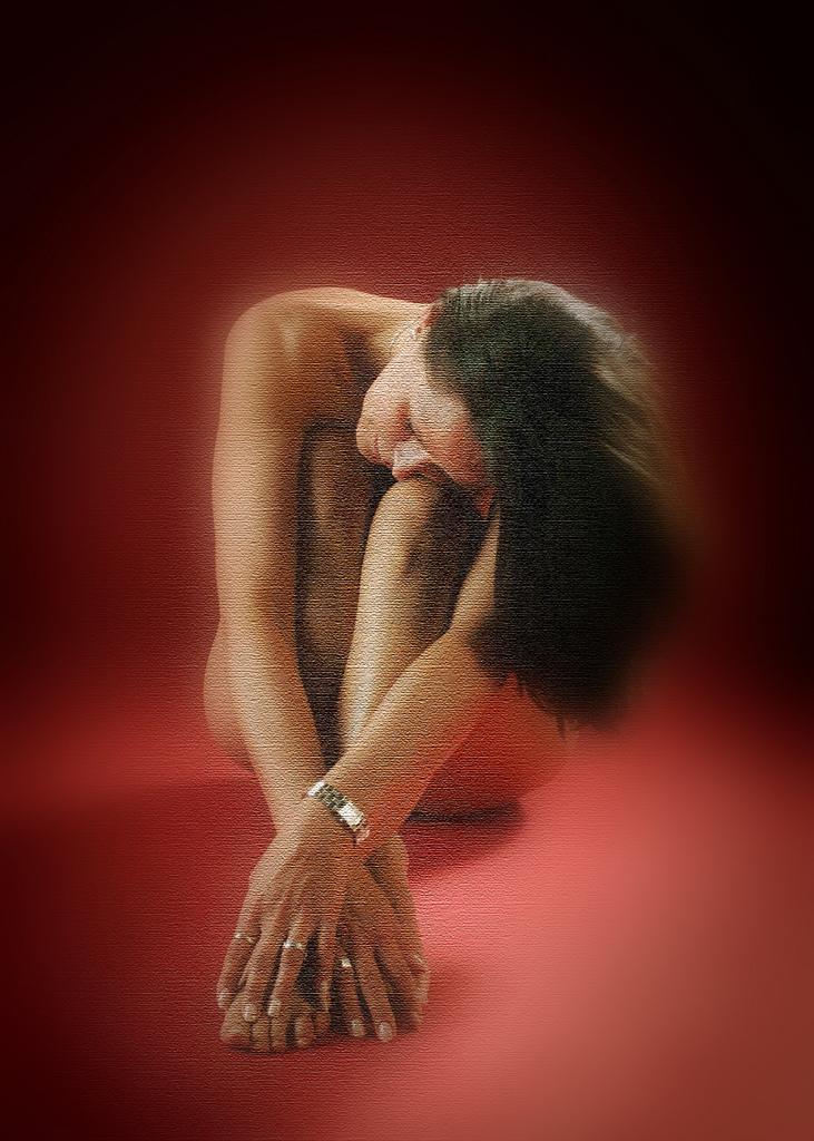 Erotische Fotografie Beispiel Foto Sawatzki